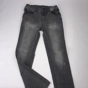 Tucker + Tate Boys Size 14 Grey Wash Jeans Slim